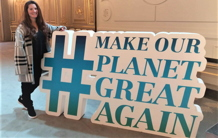« Make our planet great again » à l'Élysée